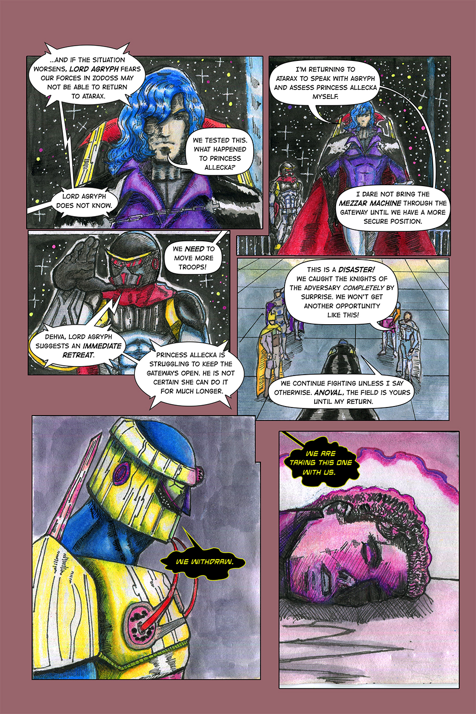 Zatswan: Multiversal Guardian, Chapter 2: Page 18
