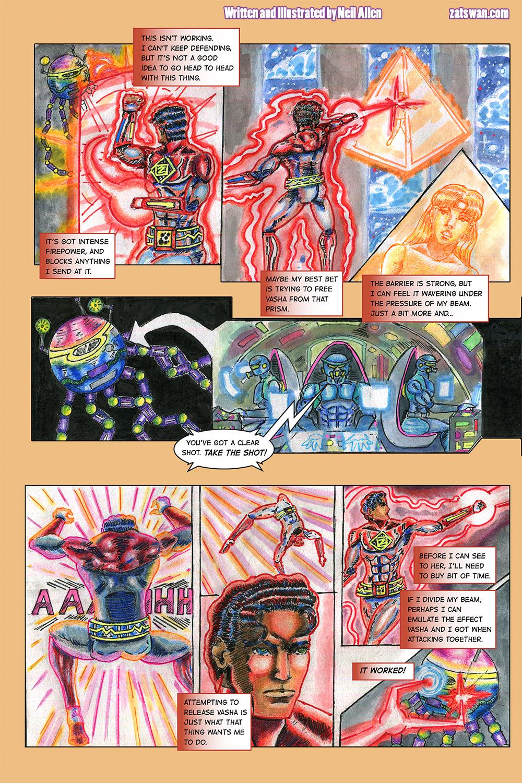 Zatswan: Multiversal Guardian, Chapter 3: Page 10