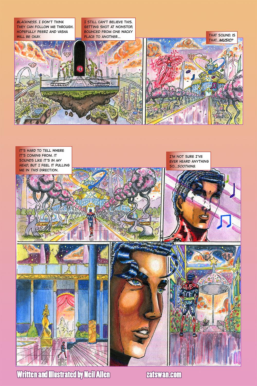 Zatswan: Multiversal Guardian, Chapter 3: Page 19
