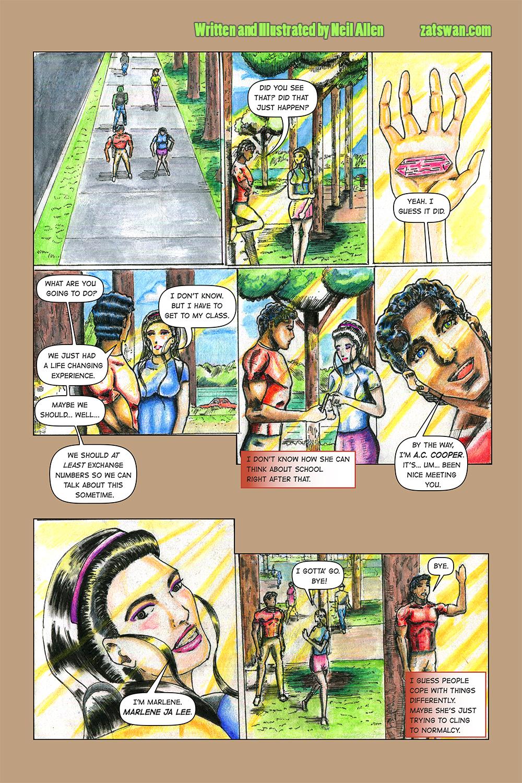 Zatswan: Multiversal Guardian, Chapter 1: Page 5