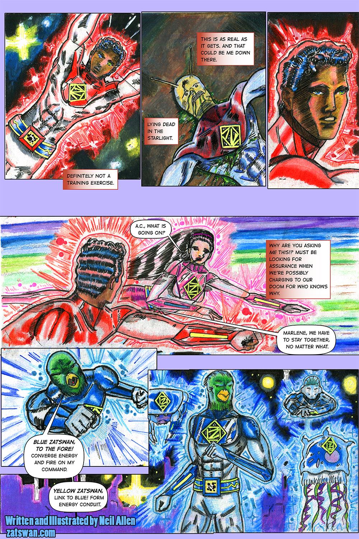 Zatswan: Multiversal Guardian, Chapter 2: Page 3
