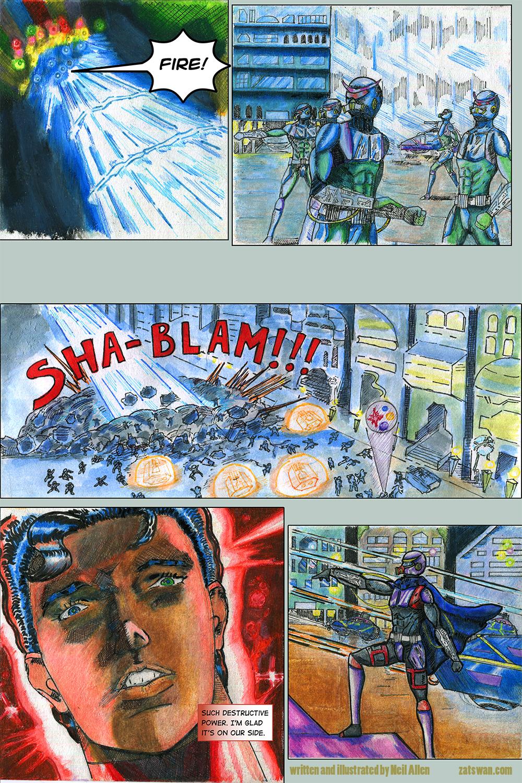 Zatswan: Multiversal Guardian, Chapter 2: Page 4