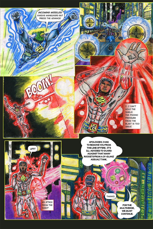 Zatswan: Multiversal Guardian, Chapter 2: Page 5