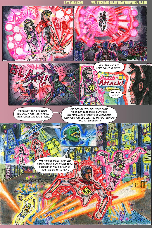 Zatswan: Multiversal Guardian, Chapter 2: Page 12