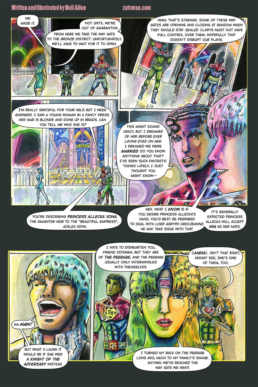 Zatswan: Multiversal Guardian, Chapter 3: Page 15