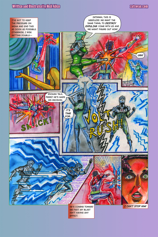 Zatswan: Multiversal Guardian, Chapter 4: Page 10