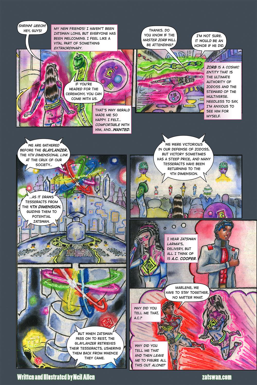 Zatswan: Multiversal Guardian, Chapter 4: Page 19
