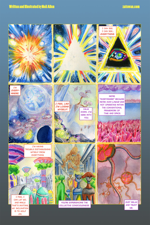 Zatswan: Multiversal Guardian, Chapter 5: Page 10